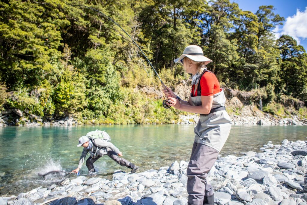 Women Only Fly Fishing